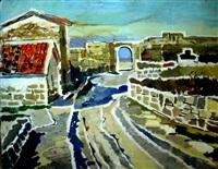 fortress of crimea by lidija auza