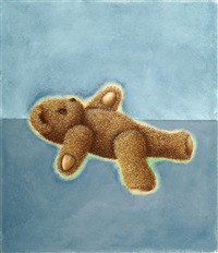 teddy bear by fatima abu rumi