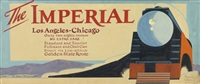 the imperial/los angeles - chicago by sam hyde harris