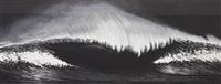 wave by robert longo