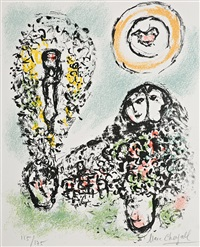 sin título by marc chagall