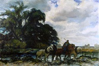 les chevaux by josé fabri-canti