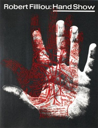 hand show (the key to art) (portfolio of 24) by robert filliou