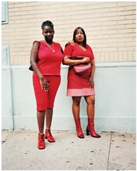 red ladies, harlem on the verge by alice attie