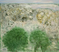burren country (+ 2 others; 3 works) by geraldine hone