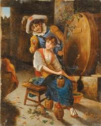 corteggiamento della vinaia by salvatore postiglione