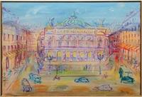 l'opera by jean dufy
