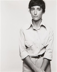 renata adler, writer, new york city by richard avedon