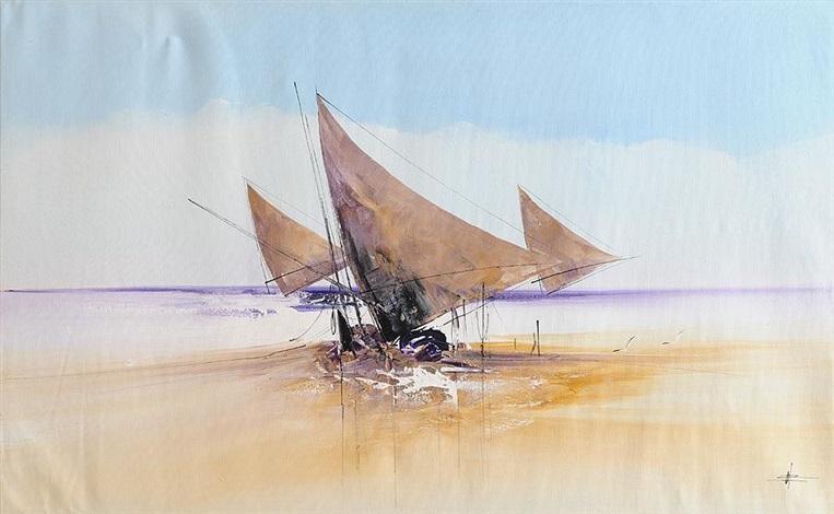 siesta, costa del sol by john haslip