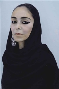 shirin neshat, casablanca by youssef nabil
