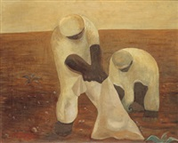 workers in the field by anatol gurewitsch