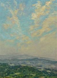 landscape by charles vezin
