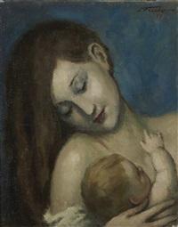 maternité by léonid frechkop