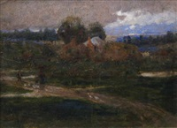 early creswick by perceval charles (percy) lindsay