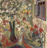 blommande trädgård by jette stoltz