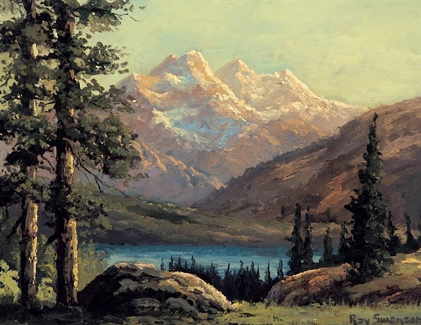 landscape by ray swanson