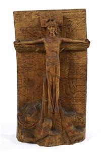 crucified by frantisek bilek