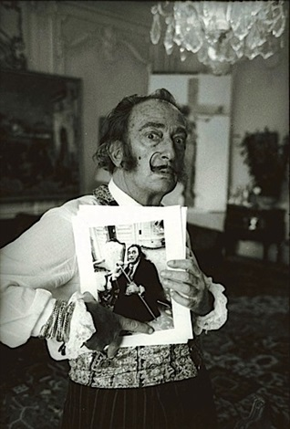 salvadore dali paris by vaclav chochola