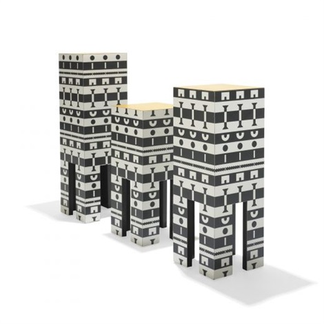 pedestals from olloset of 3 by alchimia