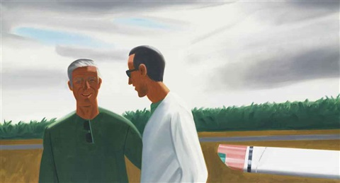 ace airport by alex katz