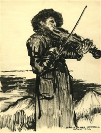 the fiddler of dooney (+ four others; 5 works) by christopher campbell