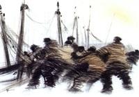 les marins-pêcheurs by claude quiesse
