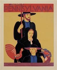 pennsylvania by katherine milhous