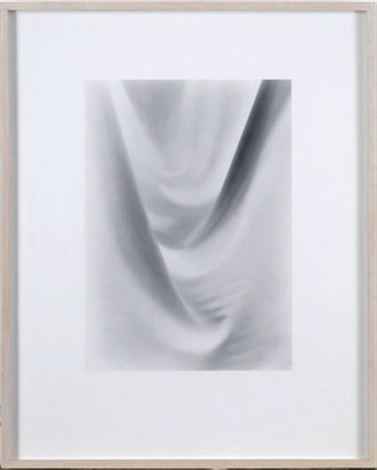 white composition no.33 (+ 2 others; 3 works) by lynn stern