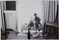 marilyn & bert self-portrait pour vogue, the last sitting by bert stern