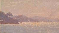 seascape by robert richmond campbell
