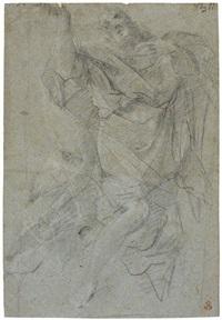 figura di profeta by giovanni lanfranco