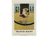 metropolitan museum poster by francis bacon