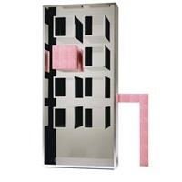 pioggia bookcase by andrea anastasio
