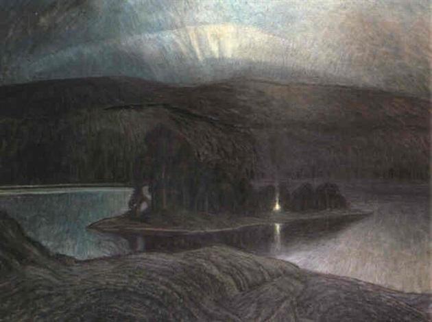 norrsken by axel zachrison