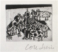 dreizehn szenen aus dem alten testament by brigitte coudrain
