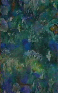 les feuilles et les herbes by victor tuleniev
