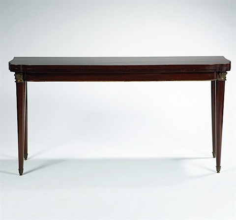Console table de salle à manger by Maison Jansen on artnet