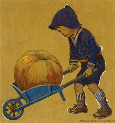 thanksgiving by jessie willcox smith