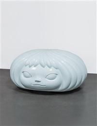 the puff marshies mini by yoshitomo nara