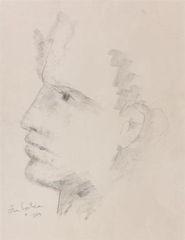 profil de faune by jean cocteau