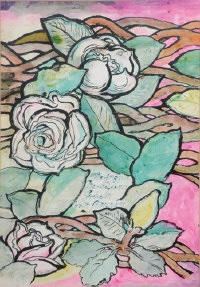 magnolias by stephen tennant