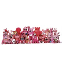 untitled - group pink (from toy series) by daniel and geo fuchs