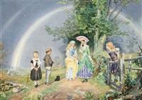 under the rainbow by john simmons
