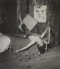 babil,e in the new cocteau ballet 'jeune homme et la mort' by serge lido