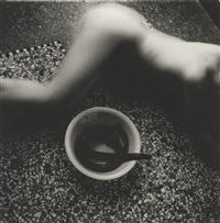 from the eel series, rome by francesca woodman