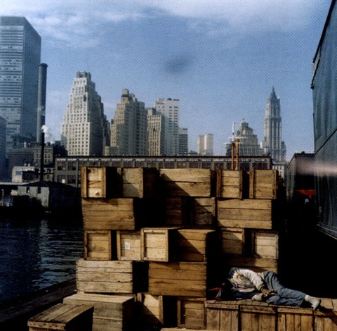 new york by sem presser