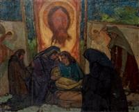 déposition de croix by serge kislakoff