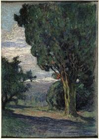 paesaggio by romolo ubertalli
