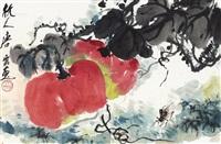 秋趣图 镜片 by tang yun