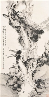 鹿 by li shijun